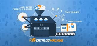Make Online Product Catalogs Catalog Machine
