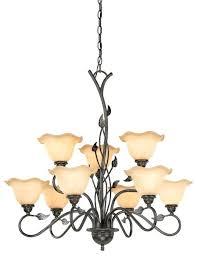 9 light chandelier sharing sidebar allen roth 9 light bronze chandelier