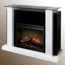 bella contemporary electric fireplace by dimplex