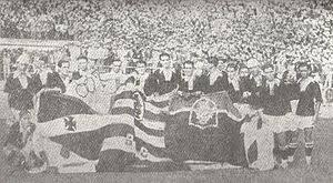Resultado de imagem para bandeira do Vascão