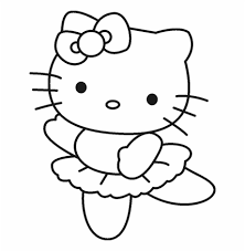 Png Freeuse Download Hello Kitty Clipart Black And Hello