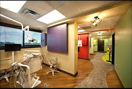 Pediatric Dentist Office Design Unique Decoration