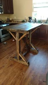 table bar height chairs diy: pub height farmhouse table  pub height farmhouse table