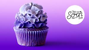 pretty purple cupcake. Interesting Purple And Pretty Purple Cupcake