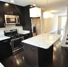 dark wood floor kitchen. Great Kitchen On Pinterest White Granite Countertops Inside Dark Hardwood Floors Decorating Wood Floor O