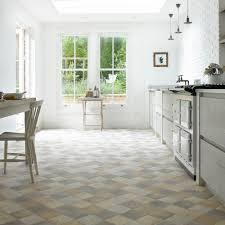 image of vinyl flooring kitchen