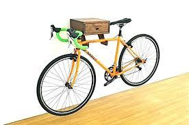 s ed bike wall mount road diy