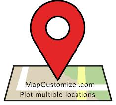Create A Map Mapcustomizer Com