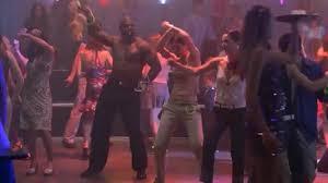 White chicks black guy dancing
