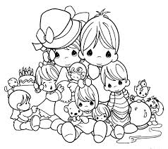 Precious Moments Nativity Coloring Pages Mortalityscoreinfo