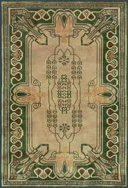 arts and crafts style rugs arts crafts mission style chocolate craftsman style area
