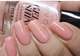 Lak Na Nehty Gel Shine Dazzle Pink