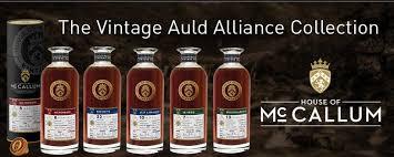 Bildergebnis für auld alliance whisky mccallum