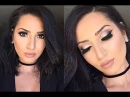 wedding guest makeup tutorial