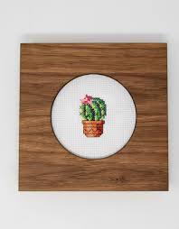 handcrafted decorative embroidery frame 5