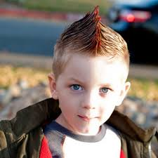 20 Awesome and Edgy Mohawks for Kids as well Pin by Bobbi Azuré on Adorable Kids   Pinterest   Boys mohawk as well HOW TO CUT A Boy's Mohawk   Fohawk Hair CUT Tutorial Fauxhawk likewise Little Boy Hairstyles  81 Trendy and Cute Toddler Boy  Kids additionally 23 Trendy and Cute Toddler Boy Haircuts in addition  in addition Best 25  Toddler mohawk ideas on Pinterest   Toddler boys haircuts besides  as well 20 Awesome and Edgy Mohawks for Kids   Mohawks  Boys and Haircuts likewise Best 25  Taper fade mohawk ideas on Pinterest   Taper mohawk besides Baby Boy Spiky Hair. on little boy mohawk spiky haircuts