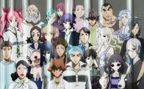 Znalezione obrazy dla zapytania shiki anime pictures