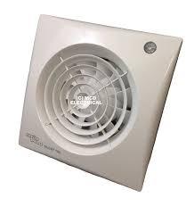sensing bathroom fan quiet: envirovent silent pir quotsilentquot extractor fan with pir timer