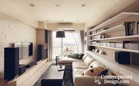 how to decorate a long living room