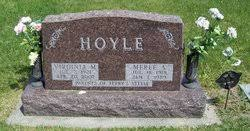 Merle A Hoyle (1918-1989) - Find A Grave Memorial