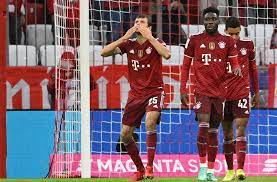 V., commonly known as fc bayern münchen, fcb, bayern munich, or fc bayern, is a german professional sports cl. Jf6nct Zqh9 4m