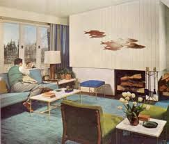 Small Picture 1950s interior design from Better Homes Gardens MCM Decor for