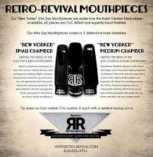 Retro Revival Aims To End Your Hunt For Classic Mouthpieces