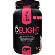 fitmiss delight women s premium healthy nutrition shake cookies n