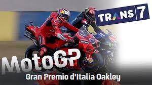 Hasil latihan bebas 4 motogp italia 2021. Ryv Wokhngscm