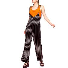 Womens Jumpsuit Size Chart 2019 Jumpsuit Summer Overalls For Women Sexy Costume Casual Plus Size Strip Camis Long Loose Rompers Womens Jumpsuit Bodysuit F300223 From Teapink