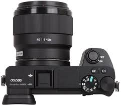 sony a6500. the sony a6500 uses two parameter dials: first dial on back is also used as cursor control field; second can be operated by thumb of e