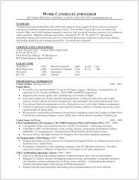 Resume Bullet Points For Nanny Professional Resume Templates