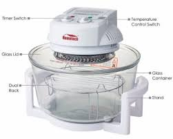 1 hometech ht d11 12 quart halogen infrared conventional oven 12000w white