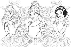 Jumbo Disney Puzzle Delle Principesse Da Colorare Dimensione Media