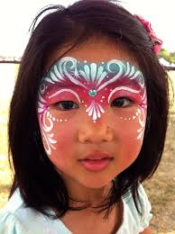 rockyourart com face painting birthday party
