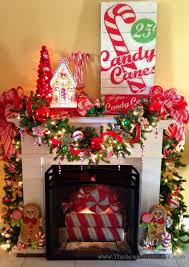 Candy Cane Theme Decorations Top Candy Cane Christmas Decorations Ideas Christmas Celebration 70