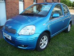 Used 2004 Toyota Yaris 2004 T Spirit VVT-I 5dr A/C 44000 FSH for ...