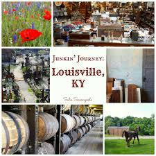 Favorite Vintage Antiques and Thrift Stores in Louisville KY