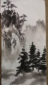 what is sumi e painting 27 54 mingxing ink immortal thick rice paper landscape flower