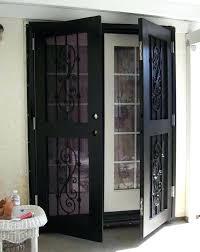 security door for sliding patio door security doors for french and sliding doors security doors for