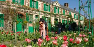 giverny monet s garden by train
