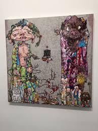 Takashi Murakami, Behold the Netherworld (2014)