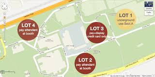 Direction Parking Bmo Field
