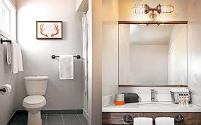 interior industrial lighting vanity vessel. interior industrial bathroom lighting vanity with vessel sink storage mirror 47 breathtaking i