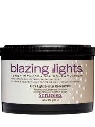 Blazing Highlights Toner Infused Gel Color System