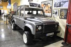 2012 Land Rover Defender James Bond  E