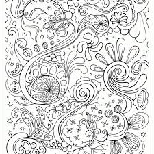 Small Picture Paisley design coloring pages to print ColoringStar