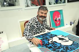 World Art Design Street Art Moves Mainstream At World Art Dubai Velvet Magazine