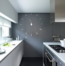 Big Kitchen Wall Clocks Artistic Kitchen Wall Clocks For The Additional Dccor Island