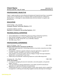 Beginner Accounting Resume Examples Awesome Collection Resume